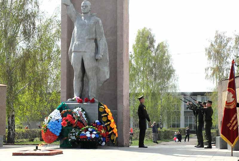День памяти и скорби 22 июня в Советском  районе